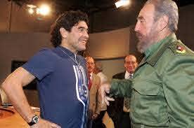Küba Dışişleri Bakanlığından Maradona paylaşımı | NTVSpor.net